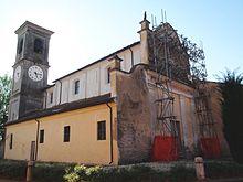 Chiesa di Brusatasso di Suzzara