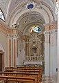 Chiesa di Laghel Arco interno.jpg