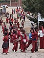 Children Leaving School - Lalibela - Ethiopia - 01 (8724891417).jpg