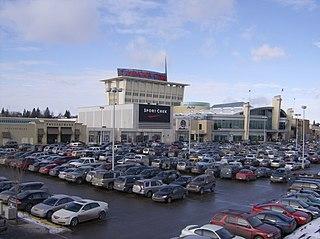 Shopping centre in Calgary, Alberta