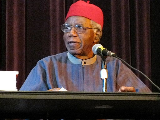 Chinua Achebe - Buffalo 25Sep2008