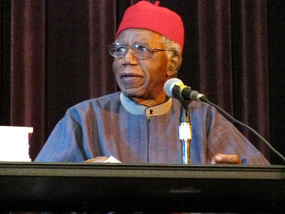 Chinua Achebe - Buffalo 25Sep2008