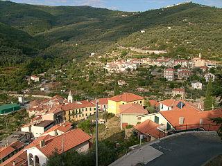 Chiusavecchia,  Liguria, Italy