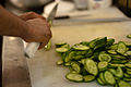Chopping cucumbers - Flickr - Al Jazeera English.jpg
