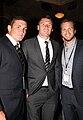 Chris Heighington, Shaun Kenny-Dowall and Clint Newton 2013.jpg