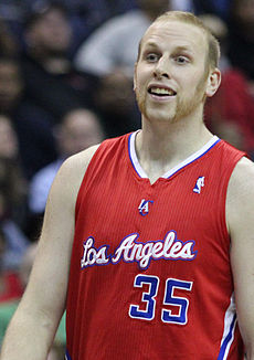 image illustrative de l'article Chris Kaman
