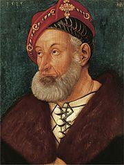 Margrave Christoph I of Baden