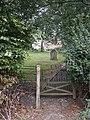 Church gateway, Quainton - geograph.org.uk - 566174.jpg