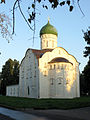 Church of Saint Theodore Stratelates on the Brook (Novgorod) 05.jpg