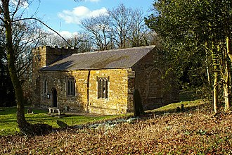 Somerby (Juxta Bigby) - Image: Church of St. Margaret , Somerby geograph.org.uk 118715