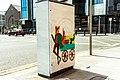 Church street (Dublin) - Street Art On Traffic Light Control Cabinet - panoramio (6).jpg