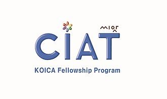 Korea International Cooperation Agency - 'CIAT' Logo(2013)