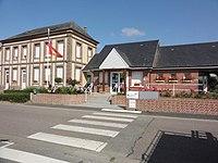 Cideville (Seine-Mar.) mairie.jpg