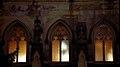 "Cincinnati - Spring Grove Cemetery & Arboretum ""Dexter Mausoleum - Spooky Windows"" (4226395921).jpg"