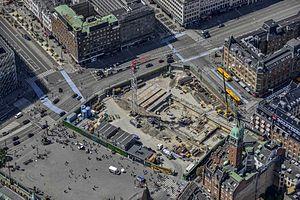 City Hall Square Copenhagen Wikipedia