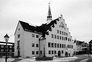 Neumarkt in der Oberpfalz - City hall