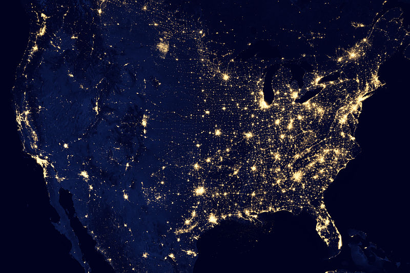 File:City Lights of the United States 2012.jpg