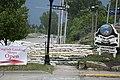City of Parkville sandbagging efforts June 2011 (5840370406).jpg