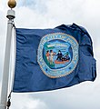 City of Providence flag in India Point Park (cropped).jpg