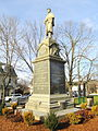 Civil War Monument - South Hadley, MA - DSC04478.JPG