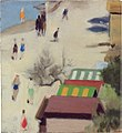 Clarice Beckett - Sandringham Beach, 1933.jpg