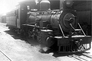 South African Class NG10 4-6-2 - Image: Class NG10 4 6 2 no. NG61