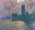 Claude Monet, Londres, Le Parlement, Reflets sur la Tamise, 1905, huile sur toile, Musée Marmottan Monet, Paris.jpg