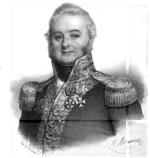 Claude Charles Marie du Campe de Rosamel - Claude Charles Marie Du Campe De Rosamel-Antoine Maurin