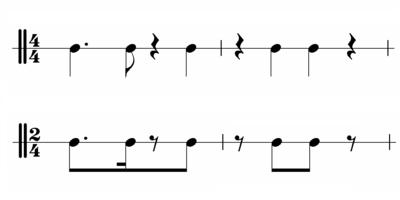 Clave (ritmo) - Wikipedia, la enciclopedia libre