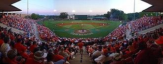 Doug Kingsmore Stadium - Clemson vs. South Carolina in 2006