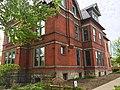 Cleveland, Central, 2018 - Sarah Benedict House, Prospect Avenue Historic District, Midtown, Cleveland, OH (28286376548).jpg