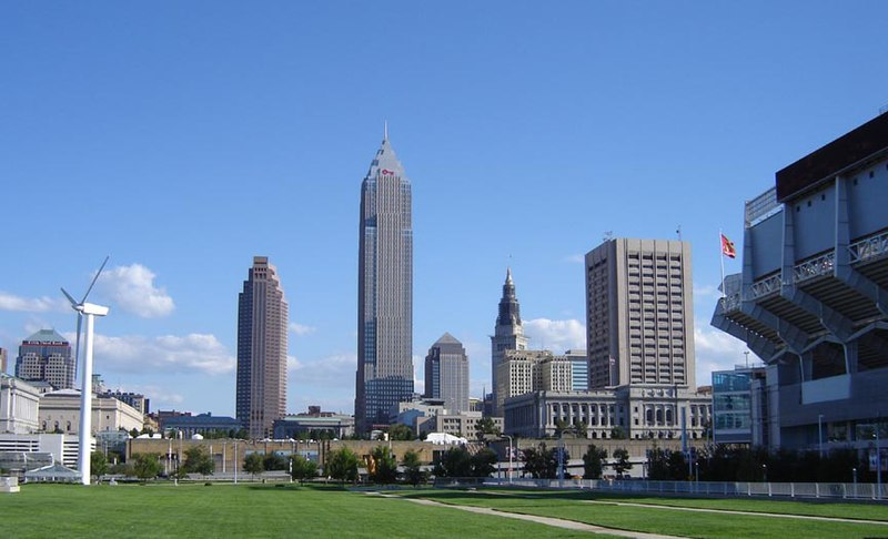 קובץ:Cleveland from lakefront.jpg