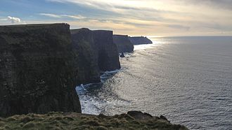 County Clare - The Cliffs of Moher