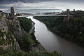 Clifton Suspension Bridge on a Cloudy Day (15331945080).jpg