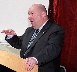 Joe Anderson (politician) - Image: Cllr Joe Anderson, Leader, Liverpool City Council