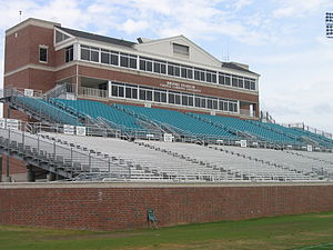 Brooks Stadium - Image: Coastal Brooks Stad 2
