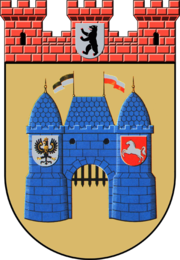 Coat of arms de-be charlottenburg 1957