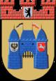 Bezirkswappen Charlottenburg von 1957