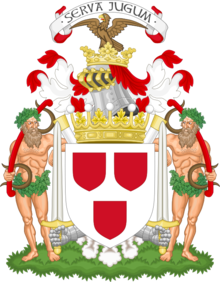 Coat of arms of the earl of Erroll, high constable of Scotland.png