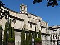 Collégiale Sainte Croix Montélimar - vue sud.jpg