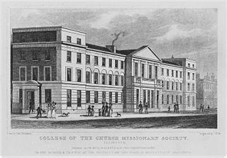 Church Missionary Society College, Islington