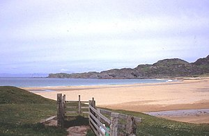Kiloran Bay auf Colonsay