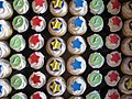 Colourful First Birthday Cupcakes (3502231880).jpg