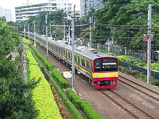 KA Commuter line Tanah Abang–Rangkasbitung