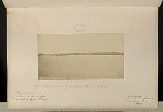 Panorama do morro do Chaves e Propria - 2a parte