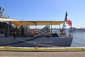 Commandant Blaison stern.JPG