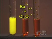 File:Concentration Effect on Chemical Equilibrium (chromate and dichromate).webm
