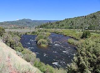 South Fork White River