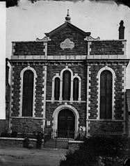 Congregational chapel, Y Bala