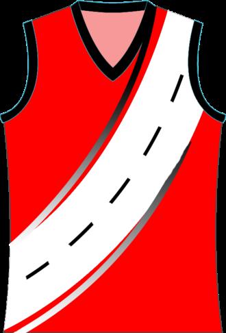 Congupna Football Club - Image: Congupna Football Club jumper